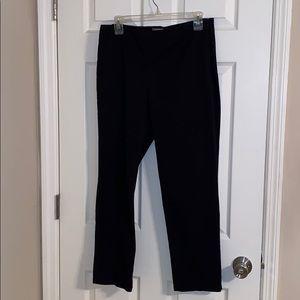 💙 J. Jill Black Pants Size 8
